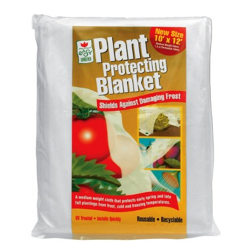 Easy Gardener 40154 10' X 12' Plant Protection Blanket