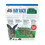 Miller Manufacturing 153171 Wire Rabbit Hay Rack for Cages