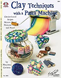 Clay Techniques With a Pasta Machine