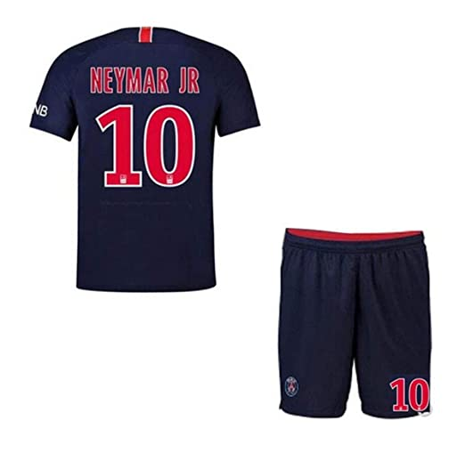 QIKHUK Traje de fútbol, Club de fútbol Paris Saint-Germain ...