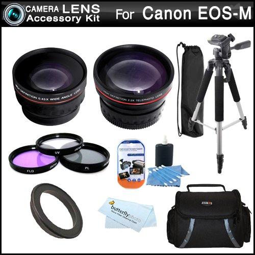 UV Filter Kit 43mm Wide angle Lens Telephoto lens