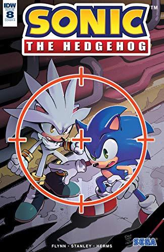 Sonic The Hedgehog (2018-) #8 (English Edition)