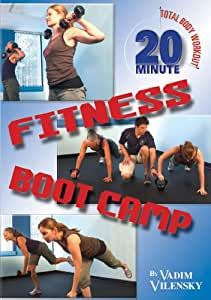 20 Minute Fitness Bootcamp
