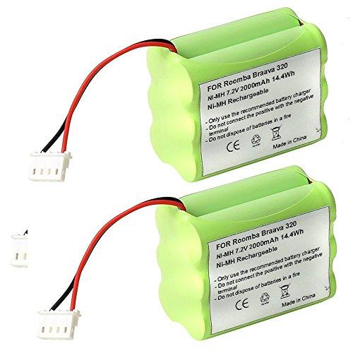 irobot braava 320 battery - 9