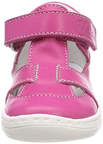 Naturino Baby Mädchen 4699 Sandalen Pink (Fuxia)