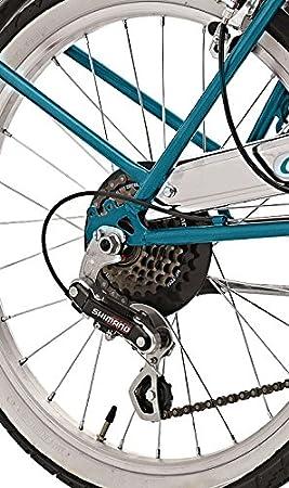 20 Cinzia Firenze bicicleta plegable 6/marchas