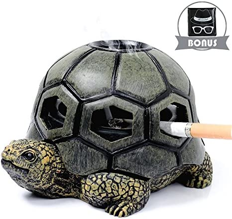 Monsiter Turtle Ashtrays Cigarettes Outdoor product image