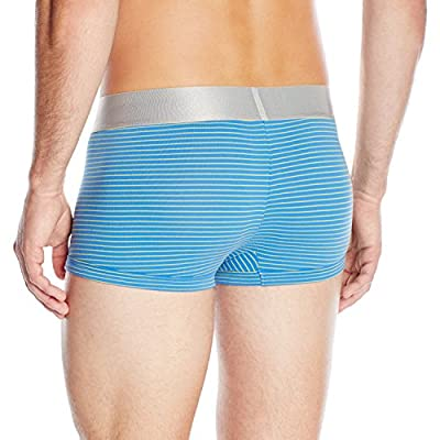 Calvin Klein Men's Steel Micro Trunk
