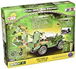 COBI Historical Collection 37mm GMC M6 Fargo Vehicle by COBI