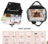 TB TIBAG Lightweight Mother Diaper Backpacks Bags
