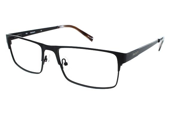 ed0067344c Amazon.com  Hackett London Large Fit HEK1114 Mens Eyeglass Frames ...