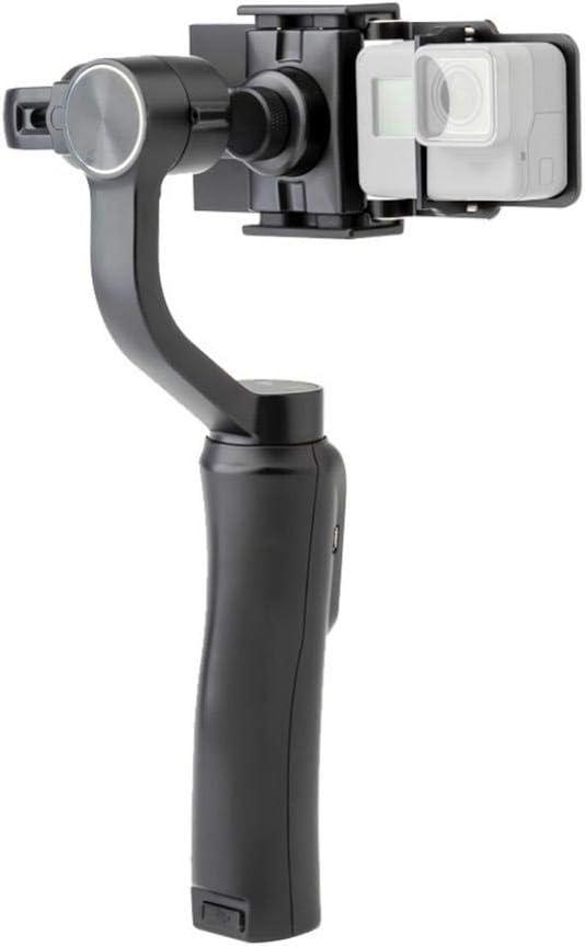 MeterMall Universal Handheld Mobile Phone Camera Ring Gimbal Stabilizer Handle Grip