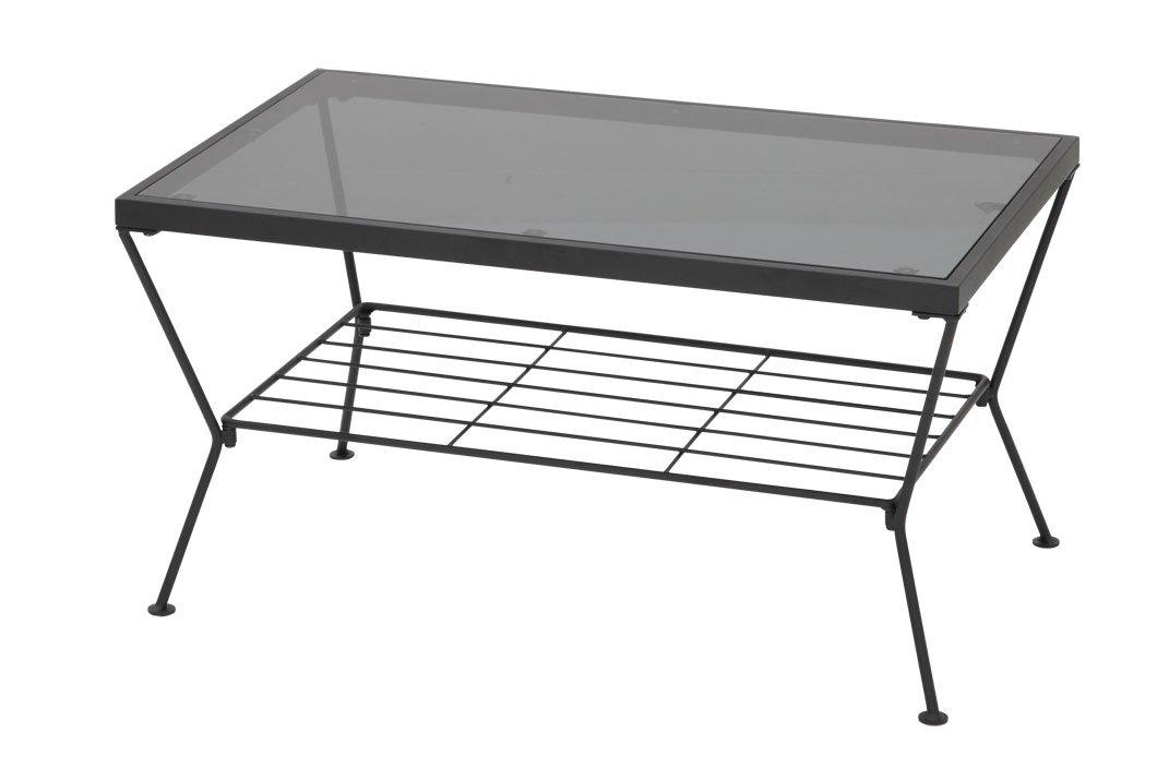 あずま工芸 ガーデン リビングテーブル 幅75cm GLT-2309 B01CL1U6XQ