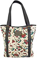 Loungefly Hello Kitty Tattoo Canvas Tote