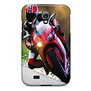 CADike PprFRbp5210LKTWM Case For Galaxy S4 With Nice Ducati Appearance