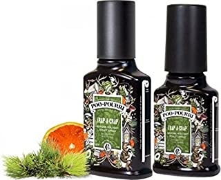 product image for Poo-Pourri Before-You-go Toilet Spray, 2 and 4, Trap A Crap Scent