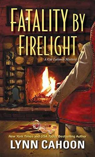 book cover of Fatality by Firelight