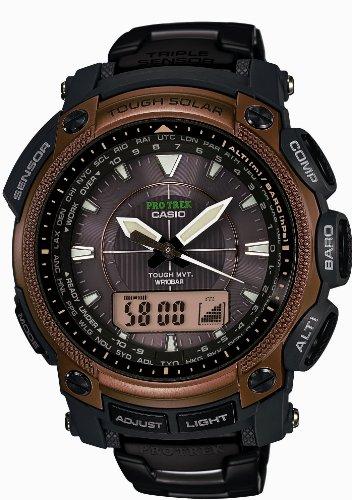 CASIO PROTREK BLACK TITAN LIMITED PRW-5050YT-5JF