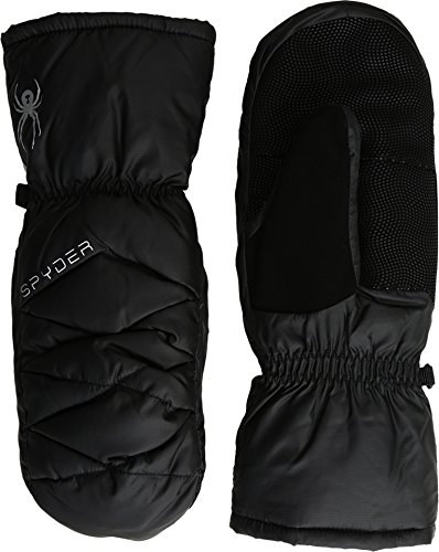 Spyder Candy Down-Mitten, Black, Medium
