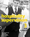 Hospitality Supervision S/NVQ Level 3
