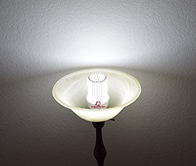 LED Corn Bulb - Standard E26 base - 5000K -LED Corn Light Bulb- Replacement for Fixtures HID/HPS/Metal Halide or CFL - High Efficiency 115 Lumen/ watt - LED corn, Corn light, LED corn light
