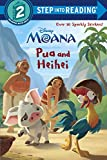 Pua and Heihei (Disney Moana) (Step into Reading)