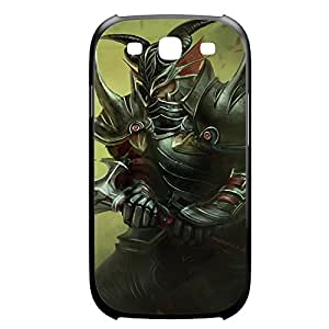 JarvanIV-004 League of Legends LoL case cover Iphone 5C Plastic Black