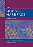 The Hodges Harbrace Handbook (with 2016 MLA Update Card) 19th Edition