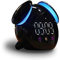 GuDoQi Despertador Digital Infantil con Luz y Función