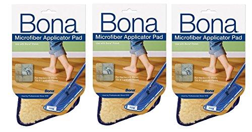 Pack Bona Microfiber Applicator Pad