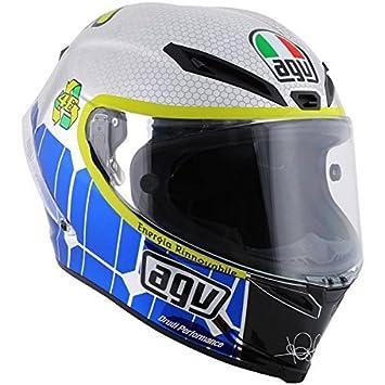 AGV Corsa Mugello 2015 Valentino Rossi casco tamaño xs Dot
