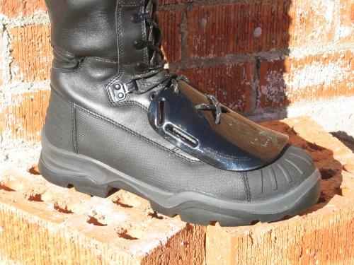 Impacto Kanga Tuff Metguard Safety Footwear Metatarsal Protection Attachment - 20pairs (1 Case) By Sena Safety by Sena Safety (Image #3)