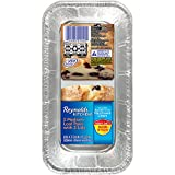 EZ Foil Loaf Pans with Lids, 9 x 5 Inch, 2 Count (Pack of 8), 16 Total