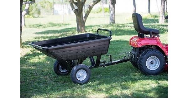 Carro +-Tractor para depósito plástico: Amazon.es: Jardín