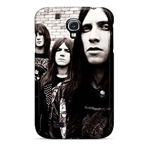 KevinCormack Samsung Galaxy S4 Protector Hard Phone Case Unique Design Attractive Alice Cooper Band Pictures [acK8288URyw]