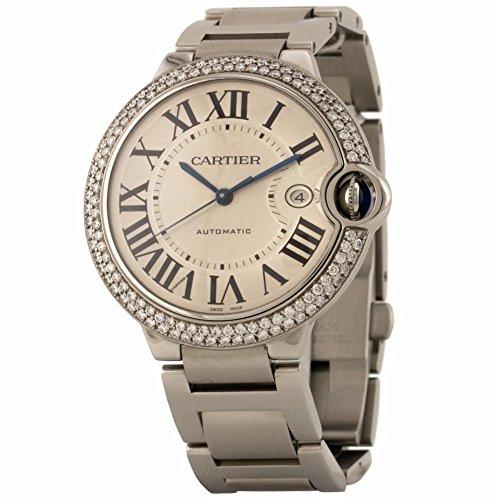 Cartier Ballon Bleu swiss-automatic mens Watch W69012Z4 (Certified Pre-owned)