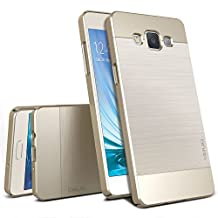 Galaxy A5 Case, OBLIQ [Slim Meta][Champagne Gold] - [Ultra Slim Fit All Around Protection] Dual Coated Polycarbonate Cases - Best Samsung Galaxy A5 SM-A500F/SM-A500M