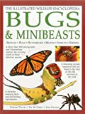 img - for The Illustrated Wildlife Encyclopedia: Bugs & Minibeasts: Beetles, Bugs, Butterflies, Moths, Insects, Spiders book / textbook / text book