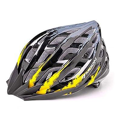 220g Ultra léger - Casque de vélo spécialisé, Casque de vélo de sport réglable Casques de vélo pour vélo de route et de montagne, Motocyclette pour hommes et femmes adul