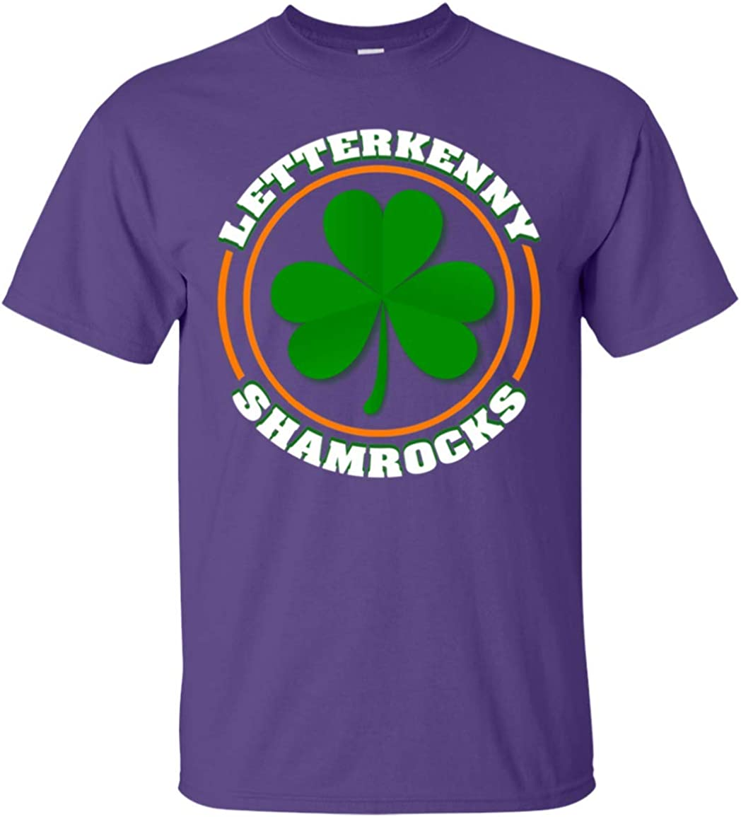 TeeKool Letterkenny Shamrocks Irish T-Shirt