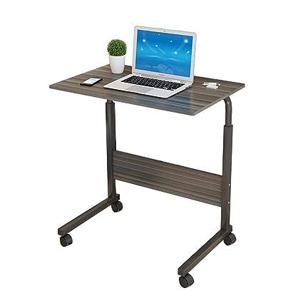 Amazon.com: Virod-Home Office Desks Side Table, Movable Lifting ...