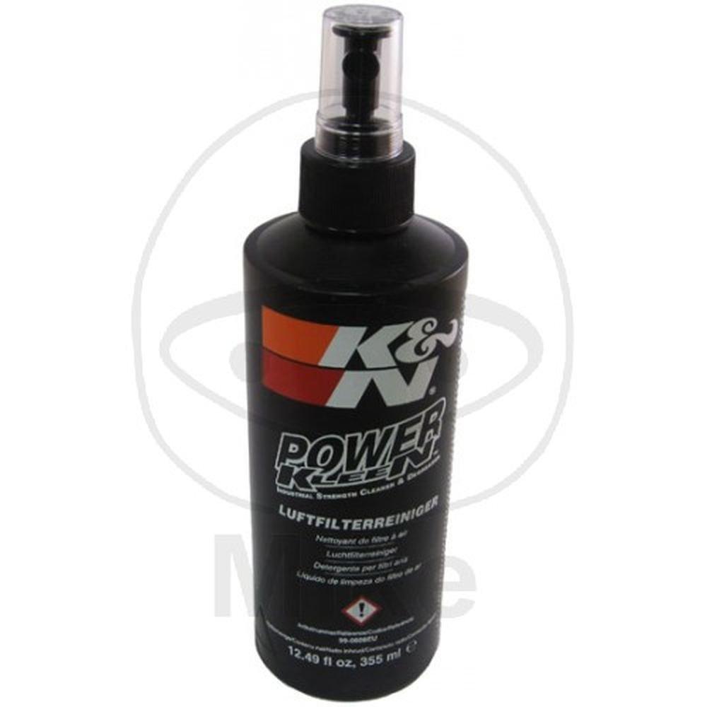 K y N 99 –  0608eu Filtro Limpiador Bomba Spray de/FR/NL/ES/PT 12 oz/355 ml K&N Filters Ltd. 99-0608EU