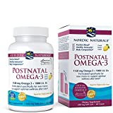 optimal omega 3 - Nordic Naturals Postnatal Omega-3 - Formulated Specifically for New Moms to Support Optimal Wellness After Birth, Lemon, 60 Soft Gels