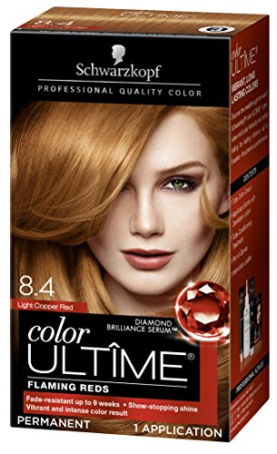 strawberry blonde dye - 4