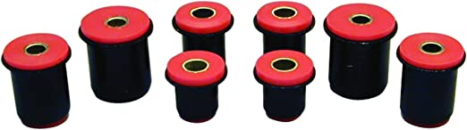 Prothane 7-216-BL Black Front Control Arm Bushing Kit with Shells