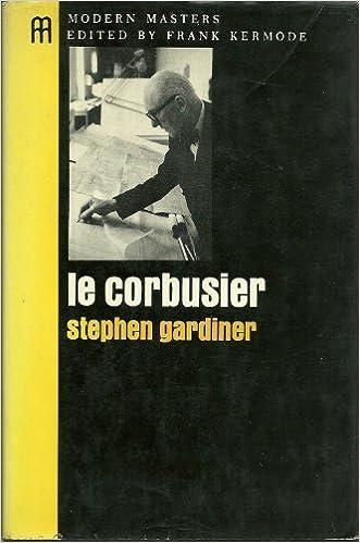 le corbusier modern masters series
