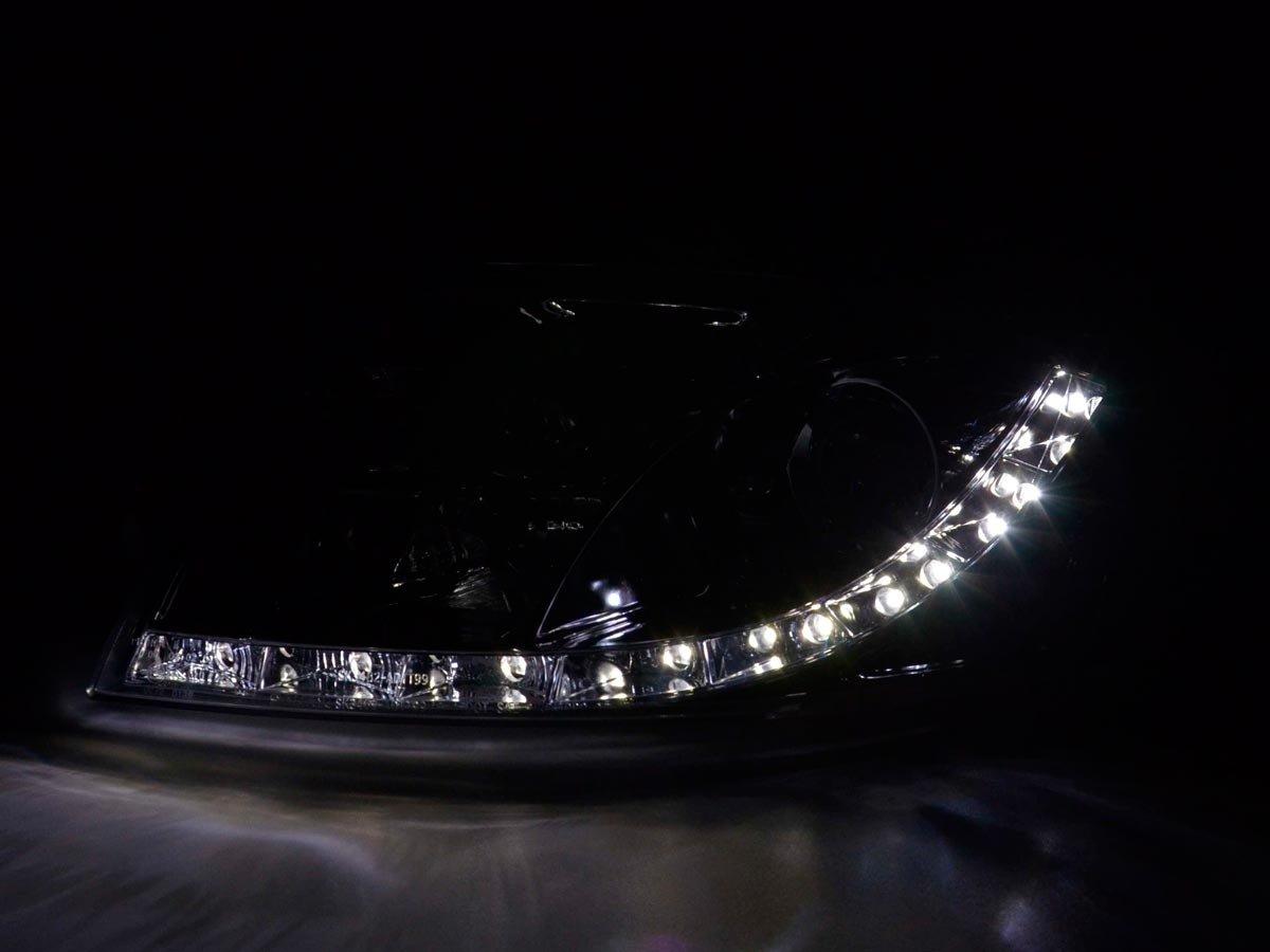 chrome Phares Daylight set Meccanico
