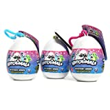 Hatchimals Keychain, Backpack Clip, 2.5' (Styles & Colors Vary) (Pack of 3)