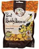 Exclusively Dog Best Buddy Bones-Cheese Flavor, 5-1/2-Ounce Package