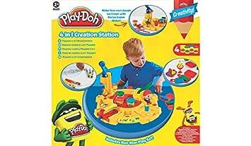 Play-Doh - Juego Estación creativa 4 en 1 #8399